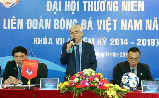 Chủ tịch VFF Lê Hùng Dũng chỉ đạo công tác tổ chức sau hàng loạt sự cố tại V.League