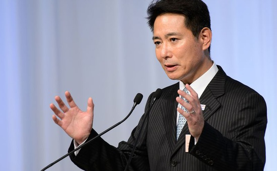 Lãnh đạo đảng Dân tiến đối lập tại Nhật Bản từ chức