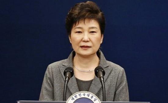 Tổng thống Park Geun-hye bác bỏ cáo buộc trong bê bối chính trị