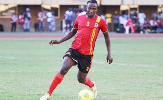 Moses và Kizito để lại dấu ấn ở ĐT Uganda tại AFCON 2017