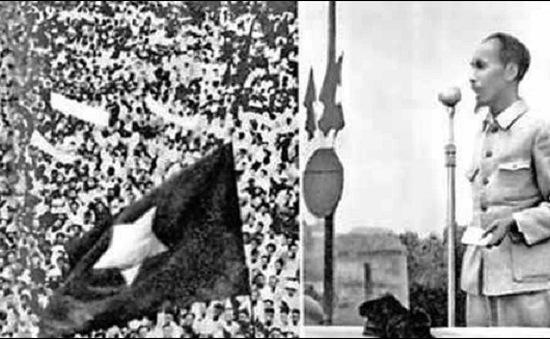 Hôm nay (2/9), kỷ niệm 72 năm Quốc khánh nước Cộng hòa xã hội chủ nghĩa Việt Nam