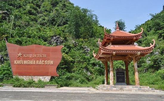 Khu di tích khởi nghĩa Bắc Sơn là di tích quốc gia đặc biệt