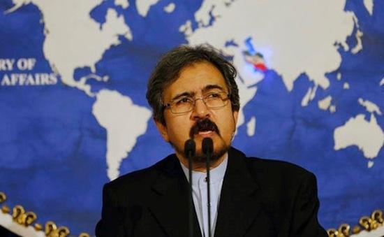 Iran cấm hoạt động đối với 15 công ty Mỹ