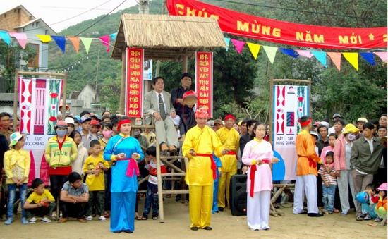Khánh Hòa tổ chức Hội thảo khoa học về nghệ thuật bài chòi