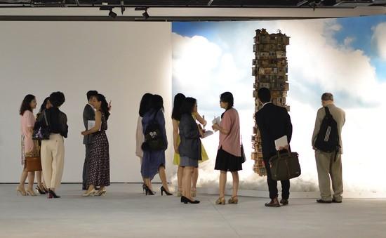 VCCA: Nghệ thuật đương đại chưa bao giờ hấp dẫn đến vậy