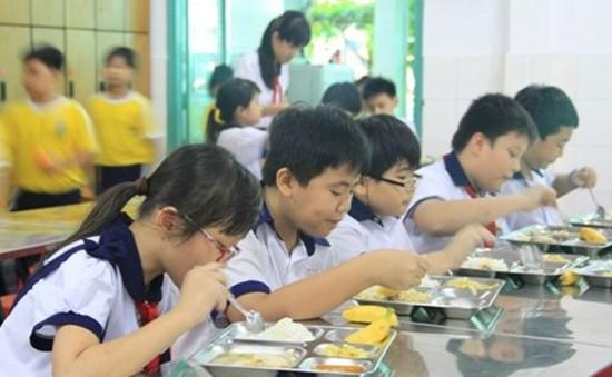Hành trình thực phẩm vào trường học