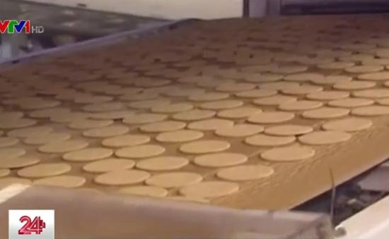 Pháp cảnh báo bánh quy dành cho trẻ em có chứa chất gây ung thư