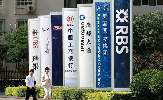 Reuters: Trung Quốc nới lỏng hạn chế về quyền sở hữu với các ngân hàng nước ngoài