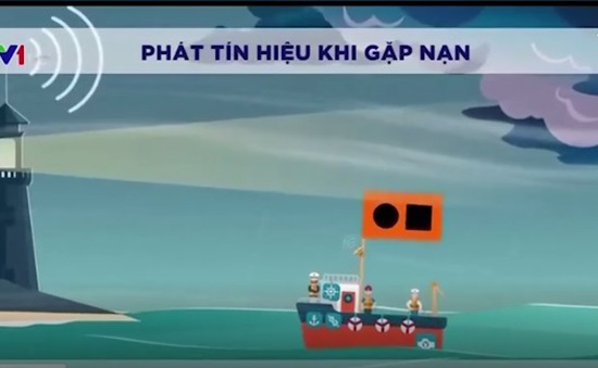 Hướng dẫn tàu thuyền tránh trú bão an toàn
