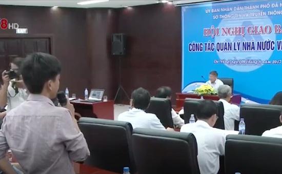 800 phóng viên đang hoạt động trên địa bàn TP Đà Nẵng