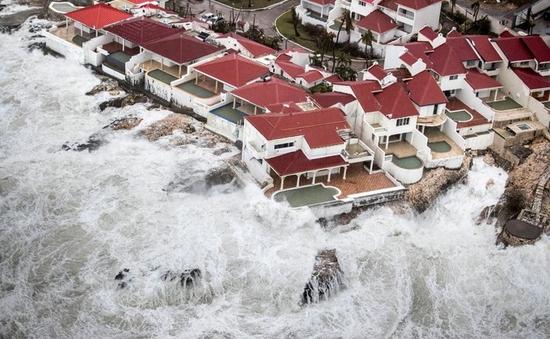 Biến đổi khí hậu và sự gia tăng các trận siêu bão