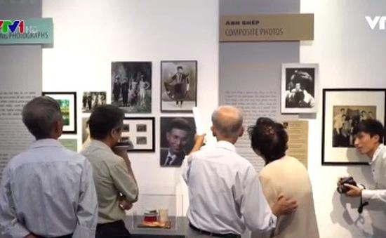 Khai trương bảo tàng nhiếp ảnh Lai Xá