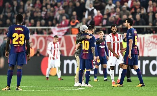 Bao lâu kể từ khi Barcelona tịt ngòi ở vòng bảng Champions League?