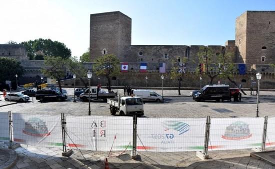 Hội nghị Bộ trưởng Tài chính G7 họp tại Italy