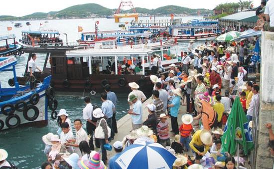 Nhiều điểm đến mới tại TP Nha Trang thu hút du khách dịp lễ 2/9