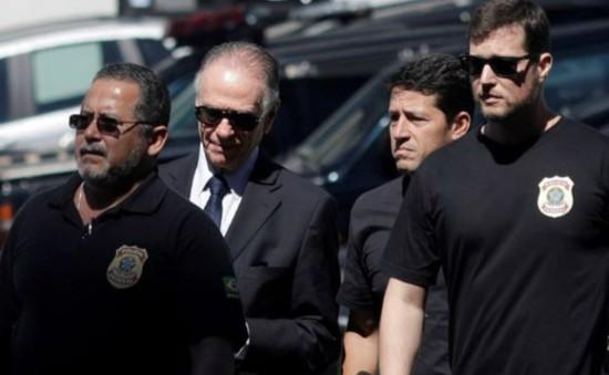 Brazil bắt giữ Chủ tịch Ủy ban Olympic quốc gia