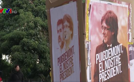 Hôm nay (21/12), Catalonia bầu cử lại Nghị viện vùng