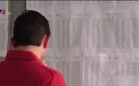 Albania bầu cử Quốc hội
