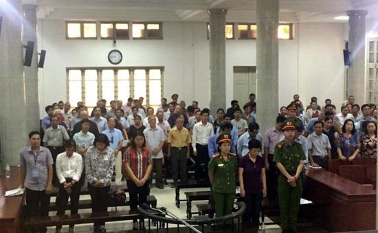 Xét xử sơ thẩm nguyên Đại biểu Quốc hội Châu Thị Thu Nga