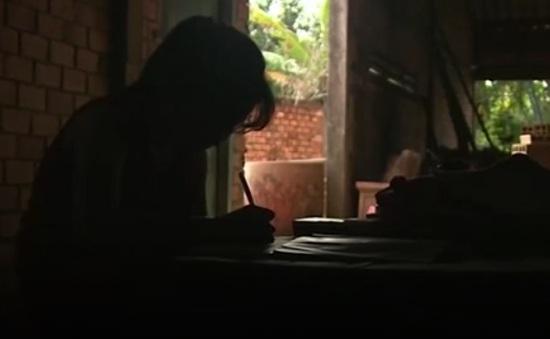 Thắt lòng lời kể của bé gái bị cha ruột và ông nội hiếp dâm ở Vĩnh Long