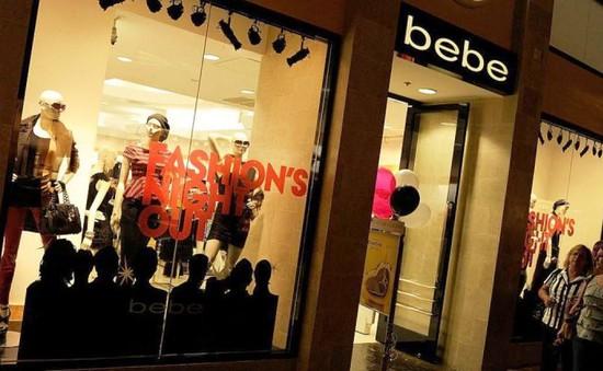 Thương hiệu thời trang Bebe sắp đóng cửa toàn hệ thống