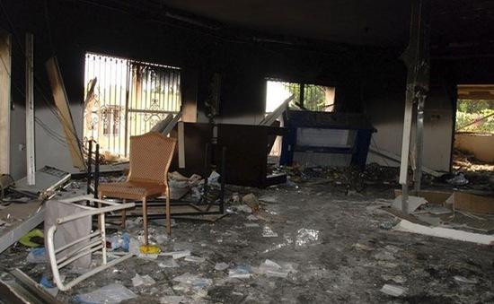 Mỹ bắt giữ nghi can tấn công Lãnh sự quán tại Benghazi năm 2012