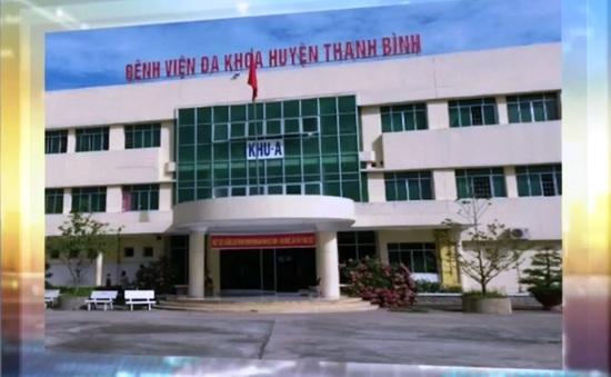 """Kỷ luật Giám đốc bệnh viện bổ nhiệm """"thần tốc"""" con trai"""