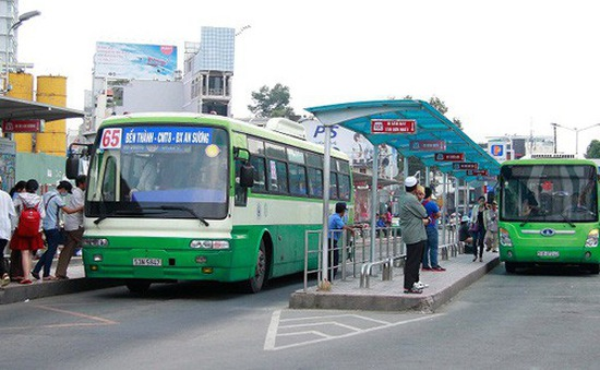 TP.HCM lắp camera tại trạm điều hành xe bus