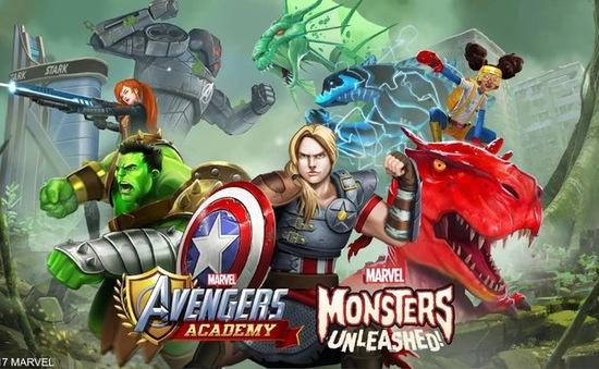 5 tựa game di động các fan của Marvel khó có thể bỏ qua