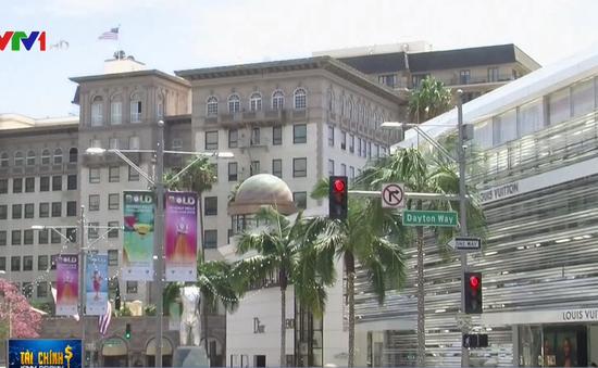 Mỹ: Beverly Hills điều chỉnh chính sách du lịch nhằm thu hút du khách