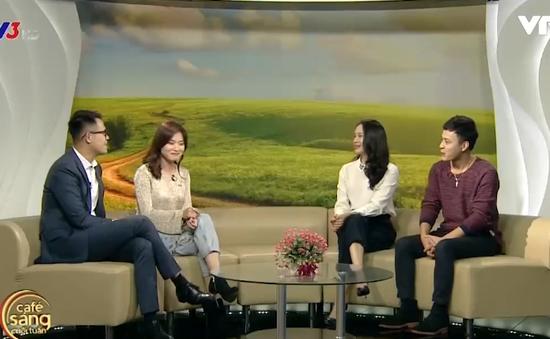 """Café Sáng cuối tuần: Lắng nghe chuyện tình đẹp của Hồng Đăng - Hồng Diễm trong """"Matxcơva – Mùa thay lá"""""""