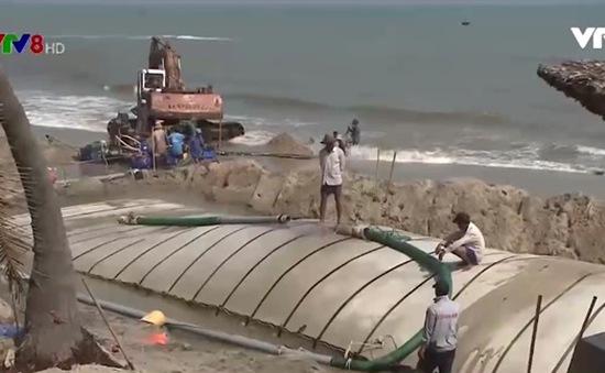 Hội An lên phương án làm kè mỏ hàn chống sạt lở Cửa Đại