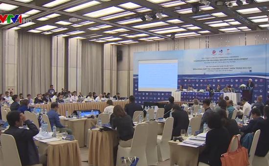 Thúc đẩy hợp tác, hòa bình và ổn định trên Biển Đông