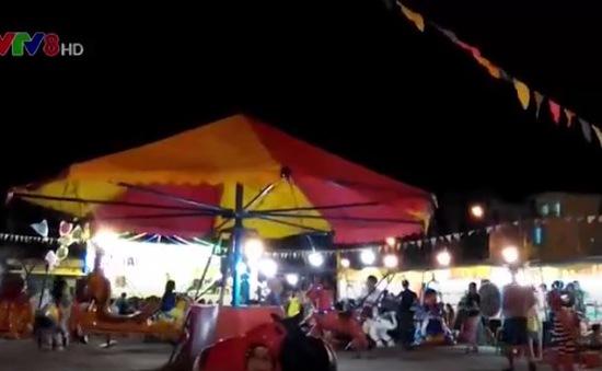 """""""Gánh lô tô"""" biến tướng ở Nha Trang, Khánh Hòa"""
