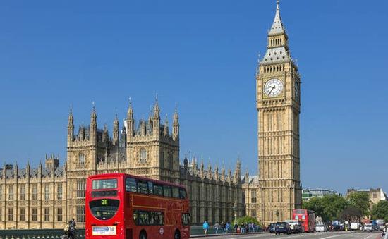 Big Ben ngân vang đánh dấu các sự kiện lớn