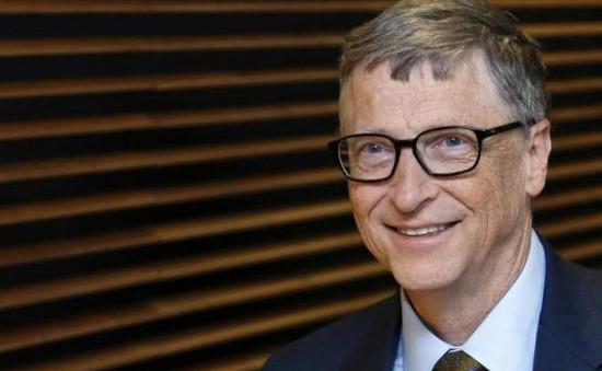 Bill Gates chi 4,6 tỷ USD làm từ thiện