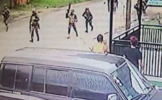 Philippines triển khai thêm binh lính tới Mindanao