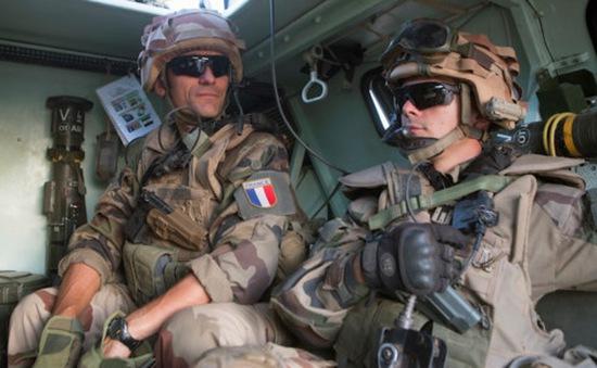Pháp cam kết hỗ trợ Iraq