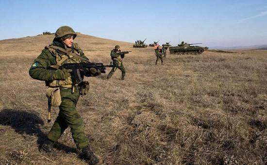 Bộ Quốc phòng Nga khai mạc Cuộc thi Quân sự Quốc tế 2017