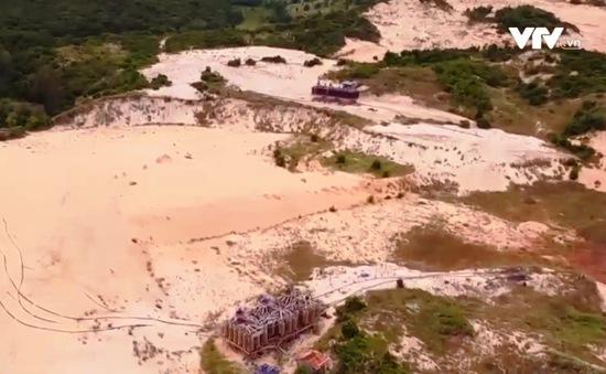Bình Thuận: Hàng chục dự án chậm triển khai vì chồng lấn quy hoạch titan