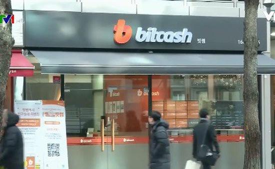 Phong trào chơi tiền ảo ở Hàn Quốc