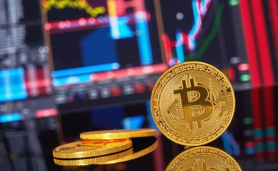 Giá Bitcoin trên CoinDesk bất ngờ giảm 600 USD trong vài phút