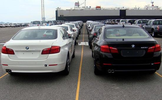 Chưa có hướng xử lý 700 xe BMW tại cảng Sài Gòn