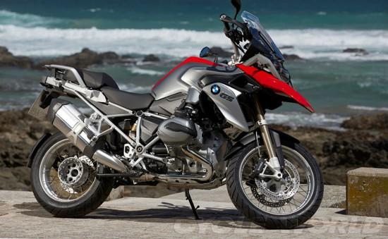 BMW triệu hồi 79 mô tô ở Việt Nam