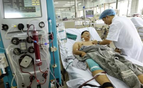 10 bệnh nhân chạy thận trong sự cố y khoa tại Hòa Bình ra viện