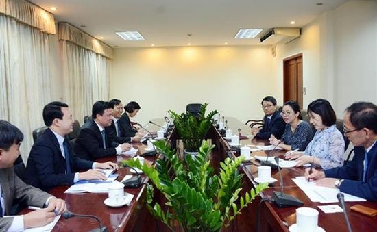 Việt Nam và Hàn Quốc thúc đẩy hợp tác trong giáo dục và đào tạo