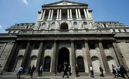 BoE để ngỏ khả năng tăng lãi suất trong năm nay