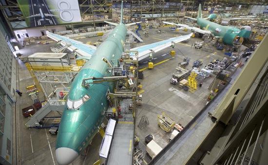 Boeing thuê lại hàng trăm nhân viên nghỉ hưu để kịp sản xuất đơn hàng