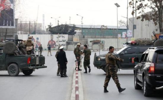 IS nhận trách nhiệm vụ tấn công làm hơn 30 người chết tại Afghanistan