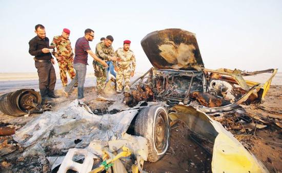 Ba vụ tấn công liều chết liên hoàn gây thương vong lớn tại Iraq